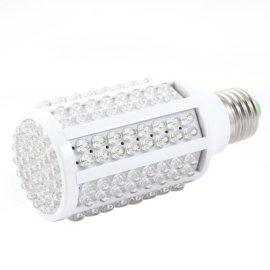 AC 110/220V 996LM E27 Socket Cool White 166 F5 LEDs Light Lamp Bulb 11W