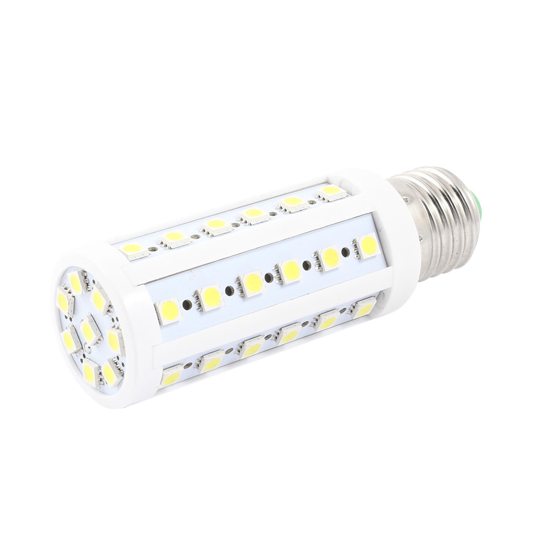 AC 110/220V 792LM E27 Socket Pure White 44 SMD 5050 LEDs Light Lamp Bulb 9W