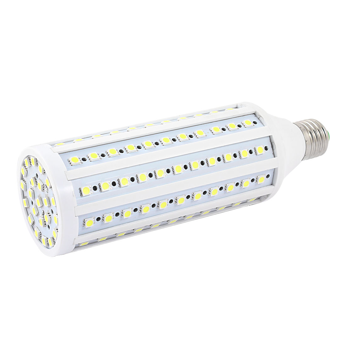 AC 110/220V 2376LM E27 Socket Pure White 132 SMD 5050 LEDs Light Corn Bulb 25W