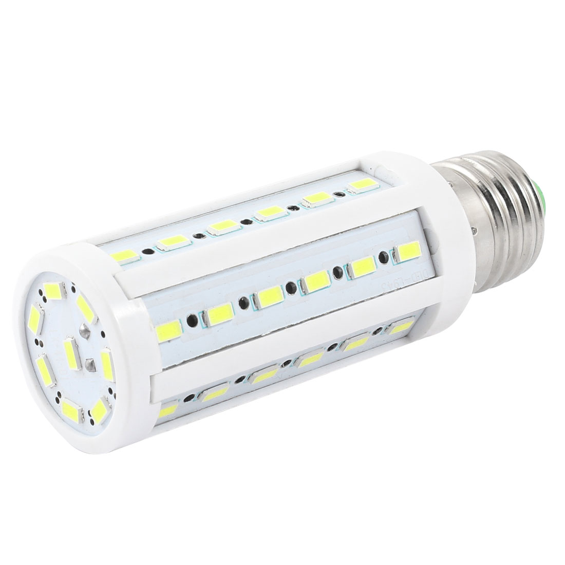 AC 110/220V 880LM E27 Socket Pure White 44 SMD 5630 LEDs Light Lamp Bulb 11W