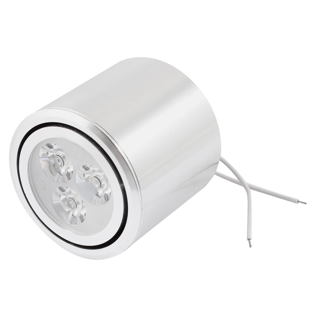 100-110LM 3W 3LED Ceiling Downlight Pure White Energy Saving Spot Bulb