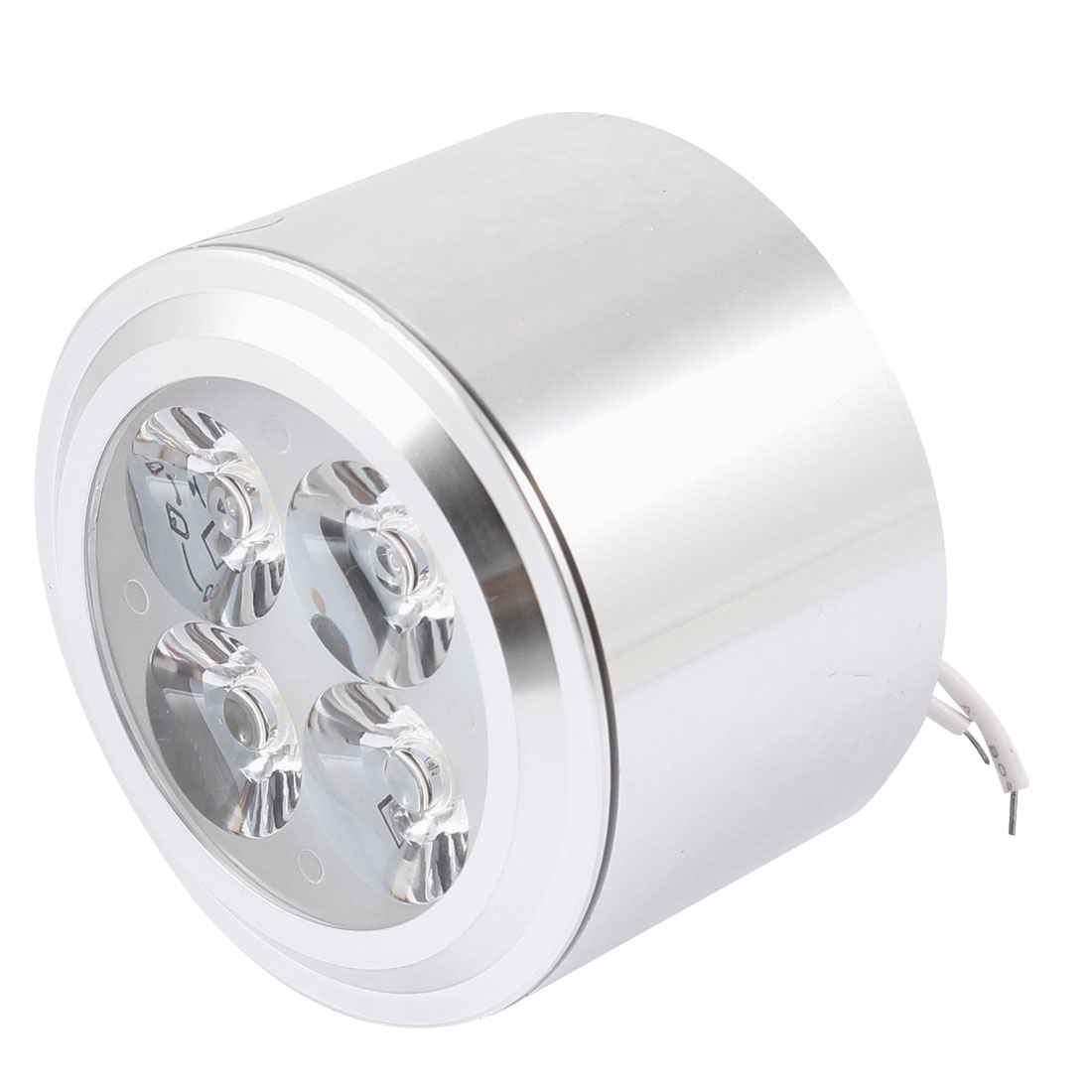 AC100V-260V 4W Watt Pure White Ceiling Downlight Spotlight Lamp Bulb