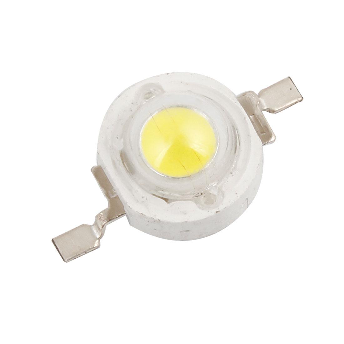 3.2-3.4V 300-350mA 1W White High Power LED Bead Diodes Chip Bulb Emitter