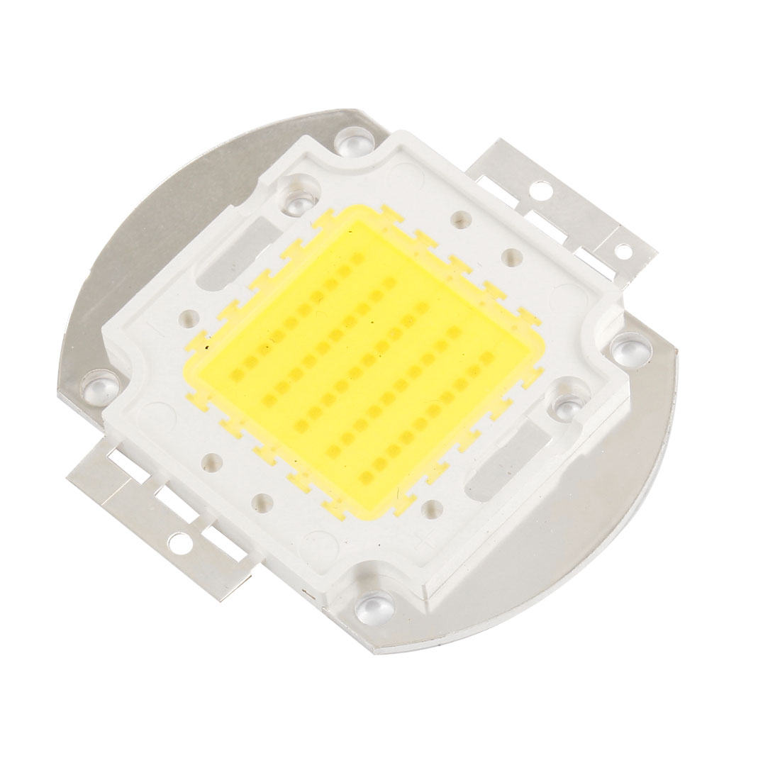 32-34V 1750mA 50W Pure White Light High Power SMD LED Chip Lamp Bulb