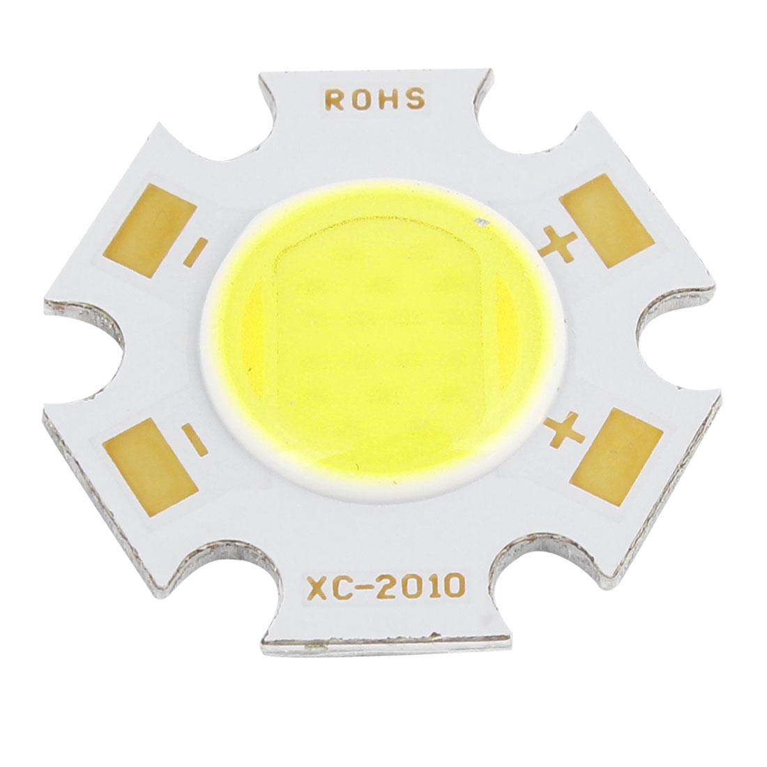 27-29V 9W Pure White Light High Power SMD COB LED Lamp Chip Bulb Emitter