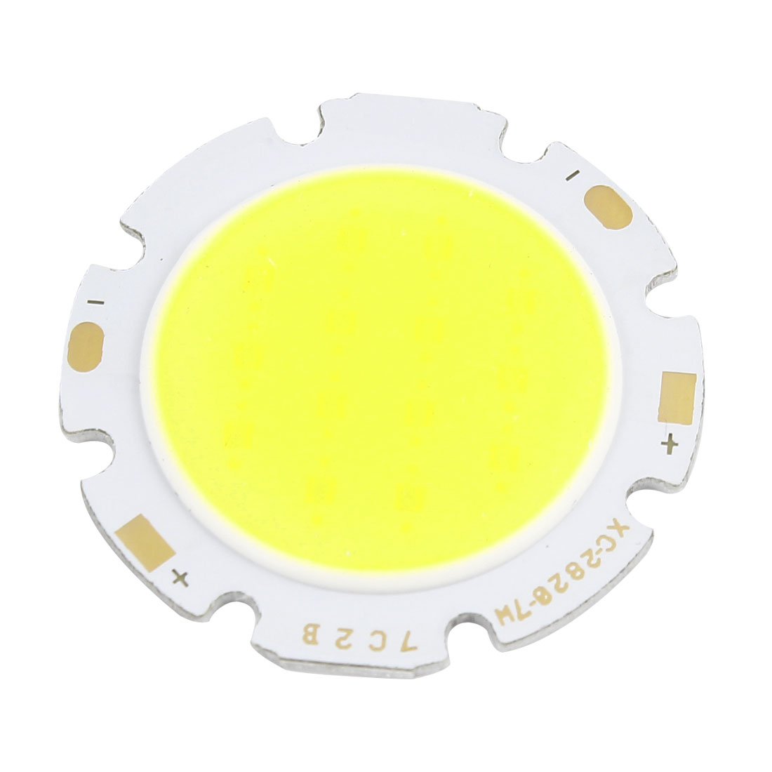 21-22V 300mA 7W Pure White Light High Power SMD COB LED Lamp Chip Bulb