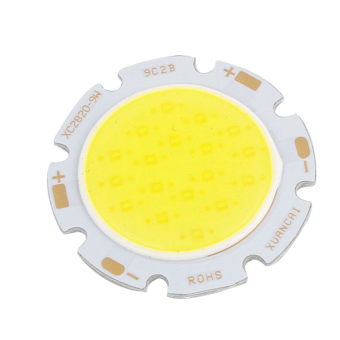 27-29V 300mA 9W Pure White Light High Power SMD COB LED Lamp Chip Bulb