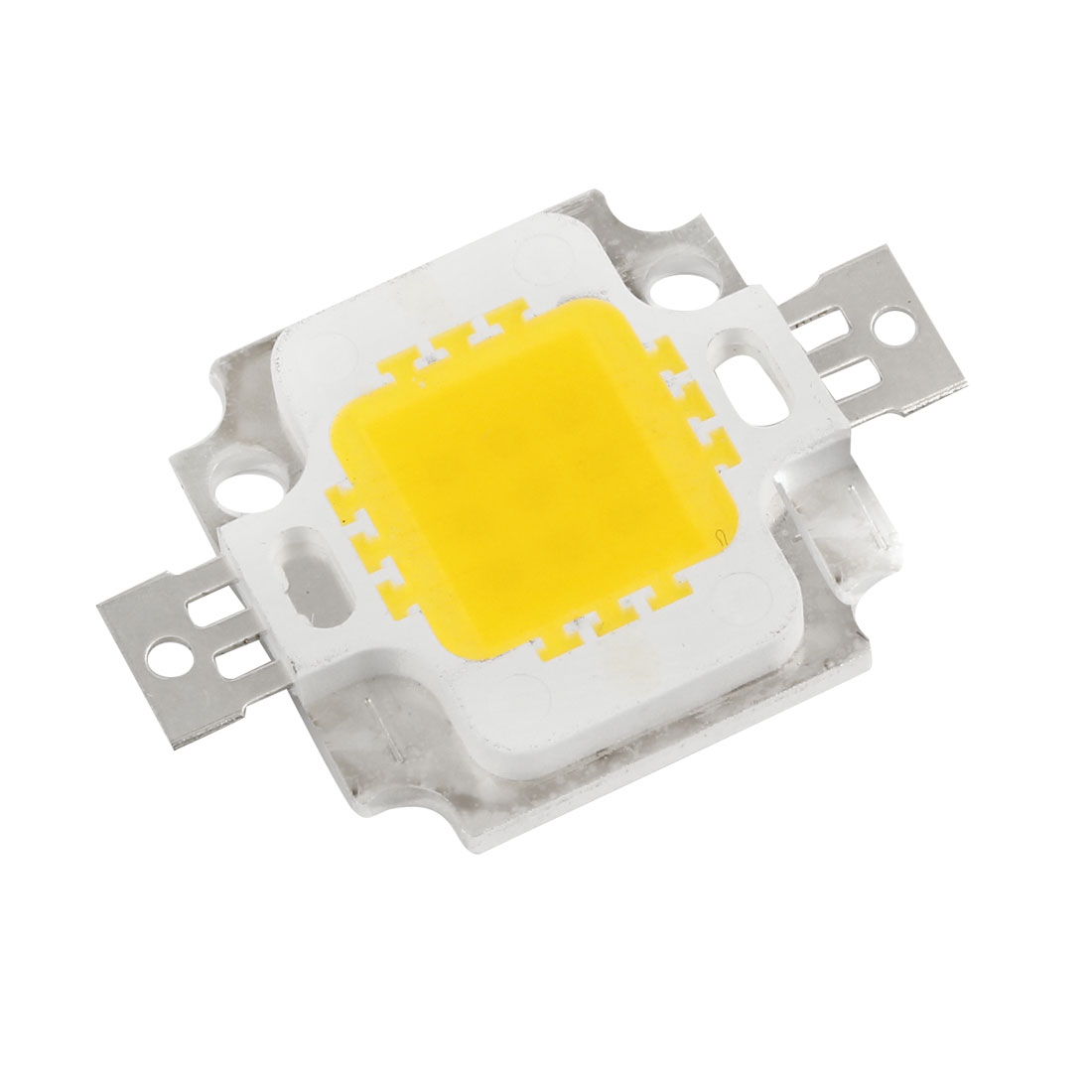 10-12V 10W Warm White Light High Power Lamp Bulb COB Spot LED SMD Chip