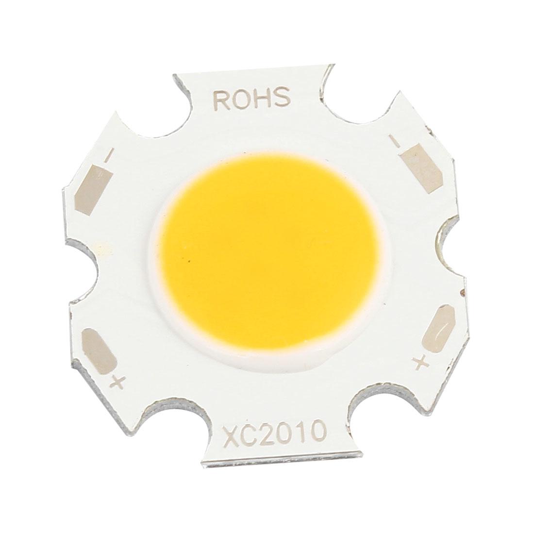 9-10V 3W Warm White Light High Power SMD COB LED Lamp Chip Emitter