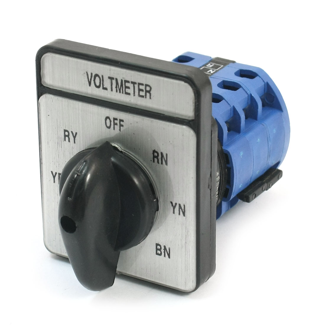 CA10 660V 20A 3P Universal Changeover Combined Rotary Voltmeter Switch