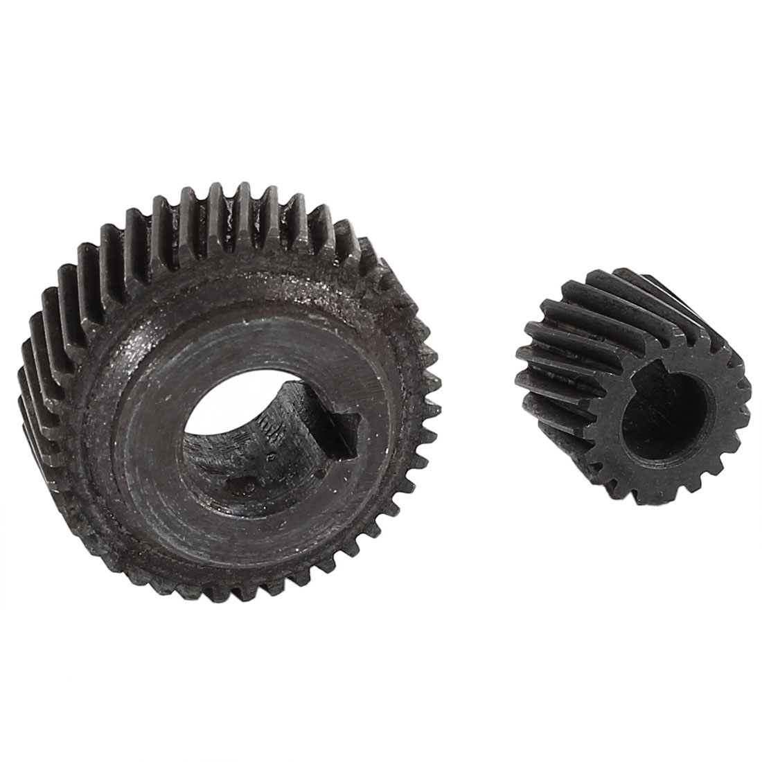 2 in 1 Electric Tool Spiral Helical Pinion Gear Wheel Set for Hitachi A2 Cutter