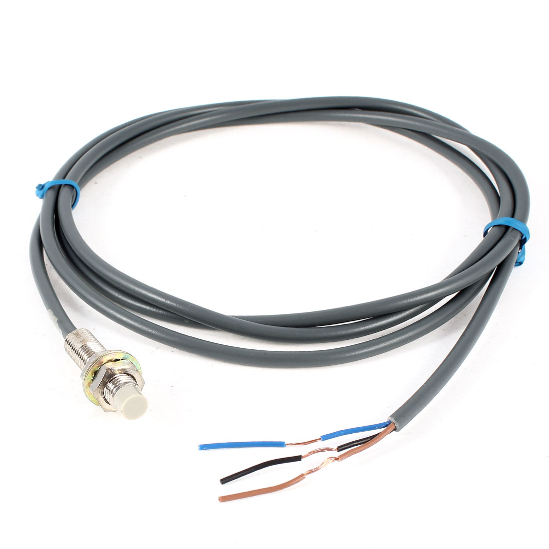 E2E-X2ME1 3-wires DC 12-24V 200mA 2mm NPN Normal Open Inductive Proximity Sensor Detection Switch