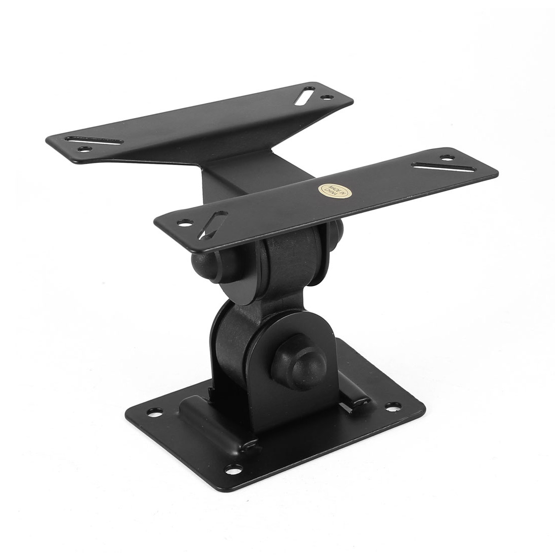 "Black Metal 180 Degree Rotation Wall Mount Stand Bracket for 14""-21"" LCD TVs"
