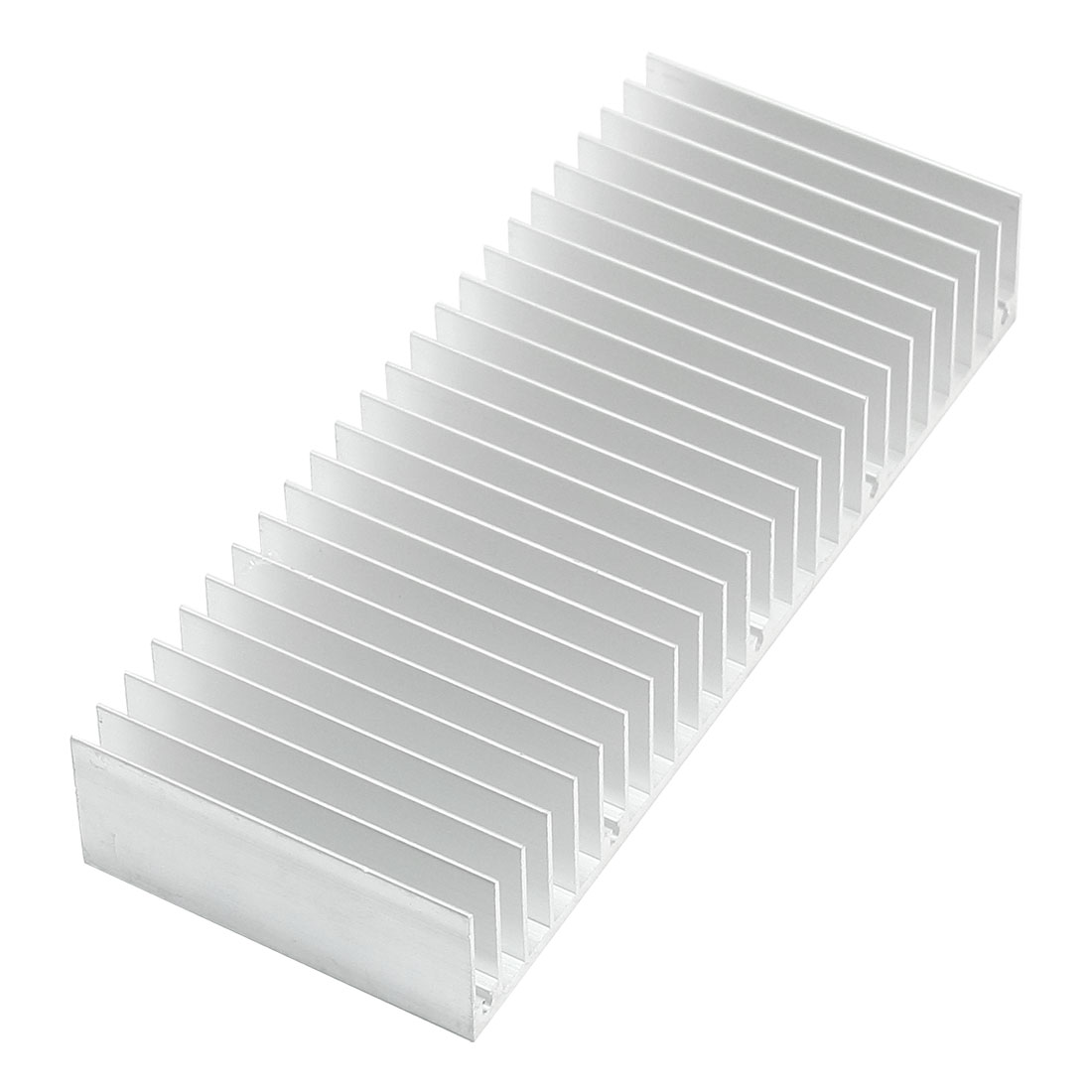 Aluminium Radiator Fin Heatsink Heat Sink 150mm x 60mm x 25mm for PC Motherboard