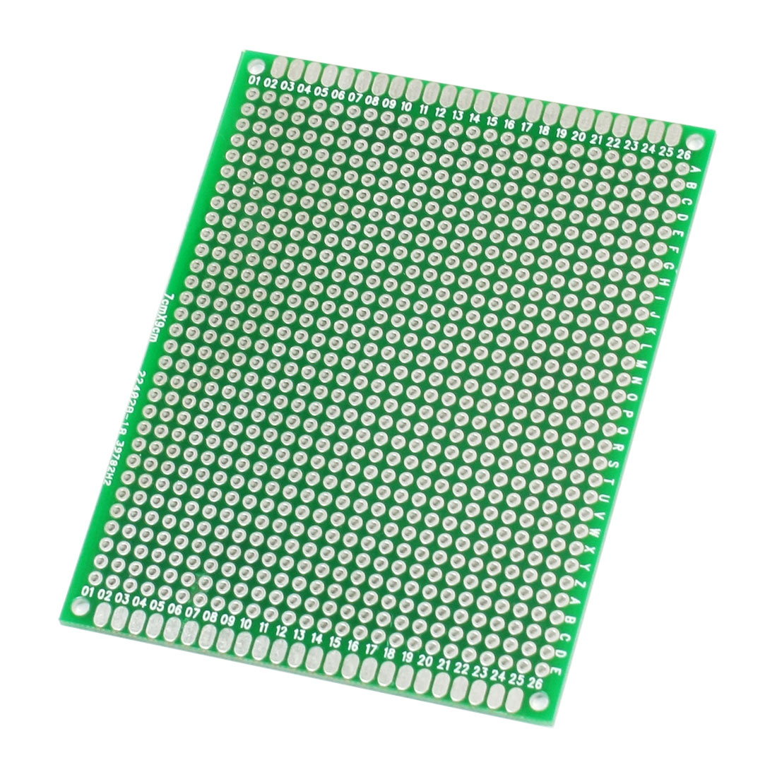 Electronic DIY Universal Double Sided Protoboard Glass Fiber Prototyping PCB Printed Circuit Board 7cm x 9cm