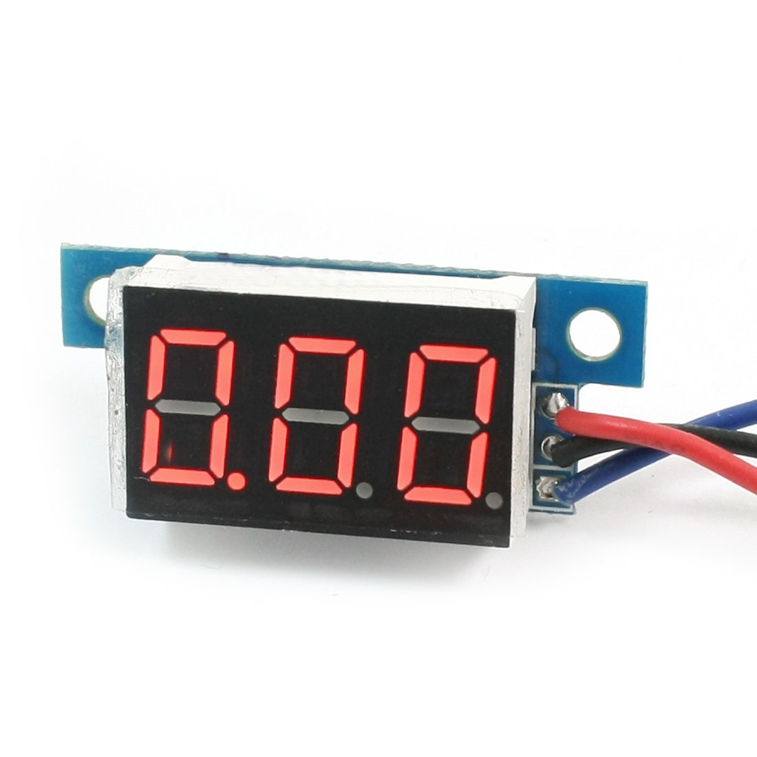 Digital DC 0-10V LED Display Red Digit Voltage Tester Gauge Panel Voltmeter