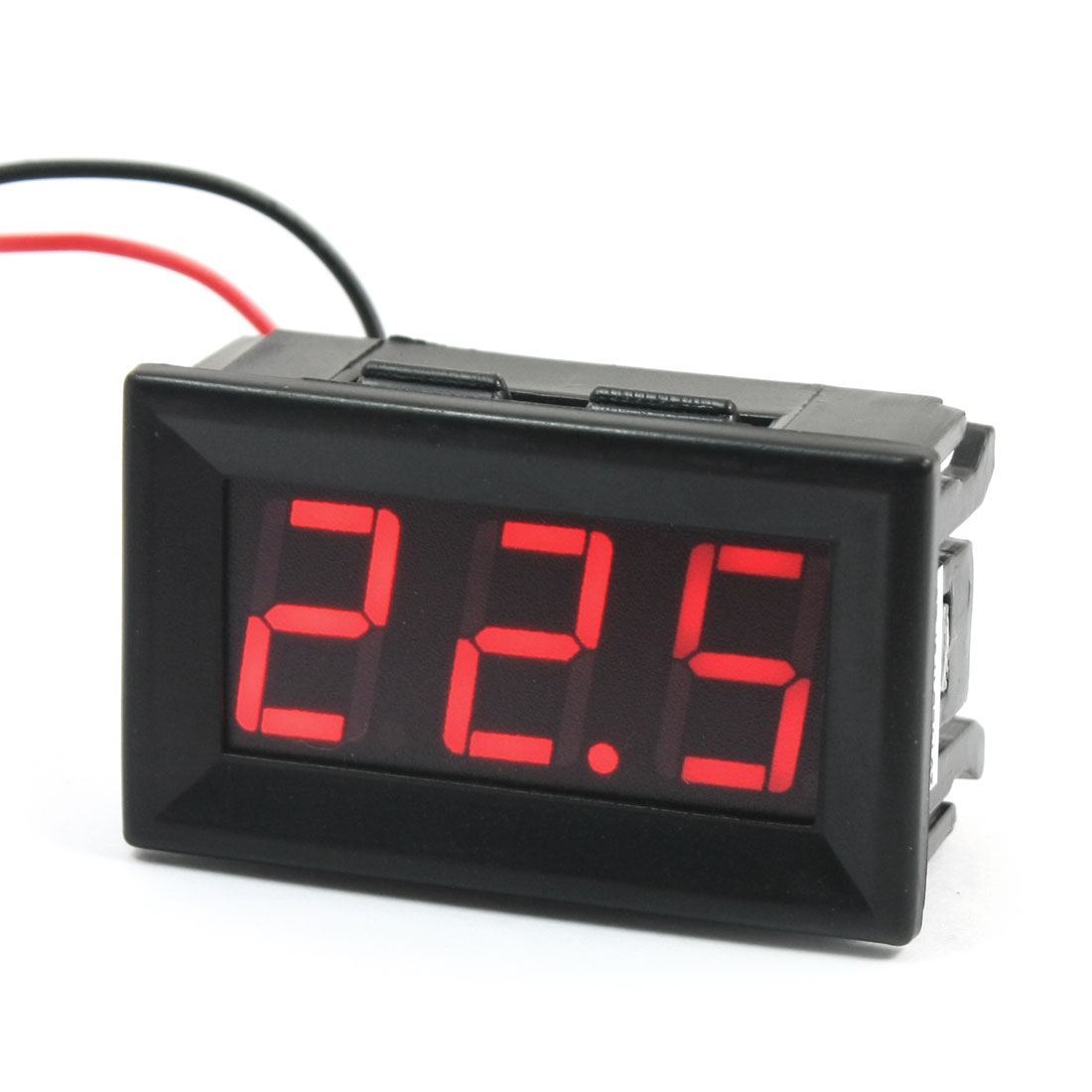 Digital DC 5-120V LED Display Red Digit Voltage Tester Gauge Panel Voltmeter