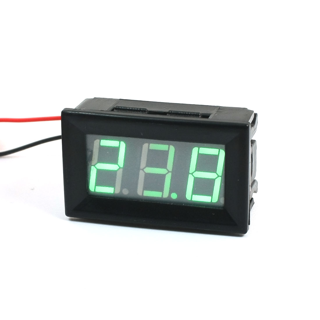 Digital DC 5-120V LED Display Green Digit Voltage Tester Gauge Panel Voltmeter