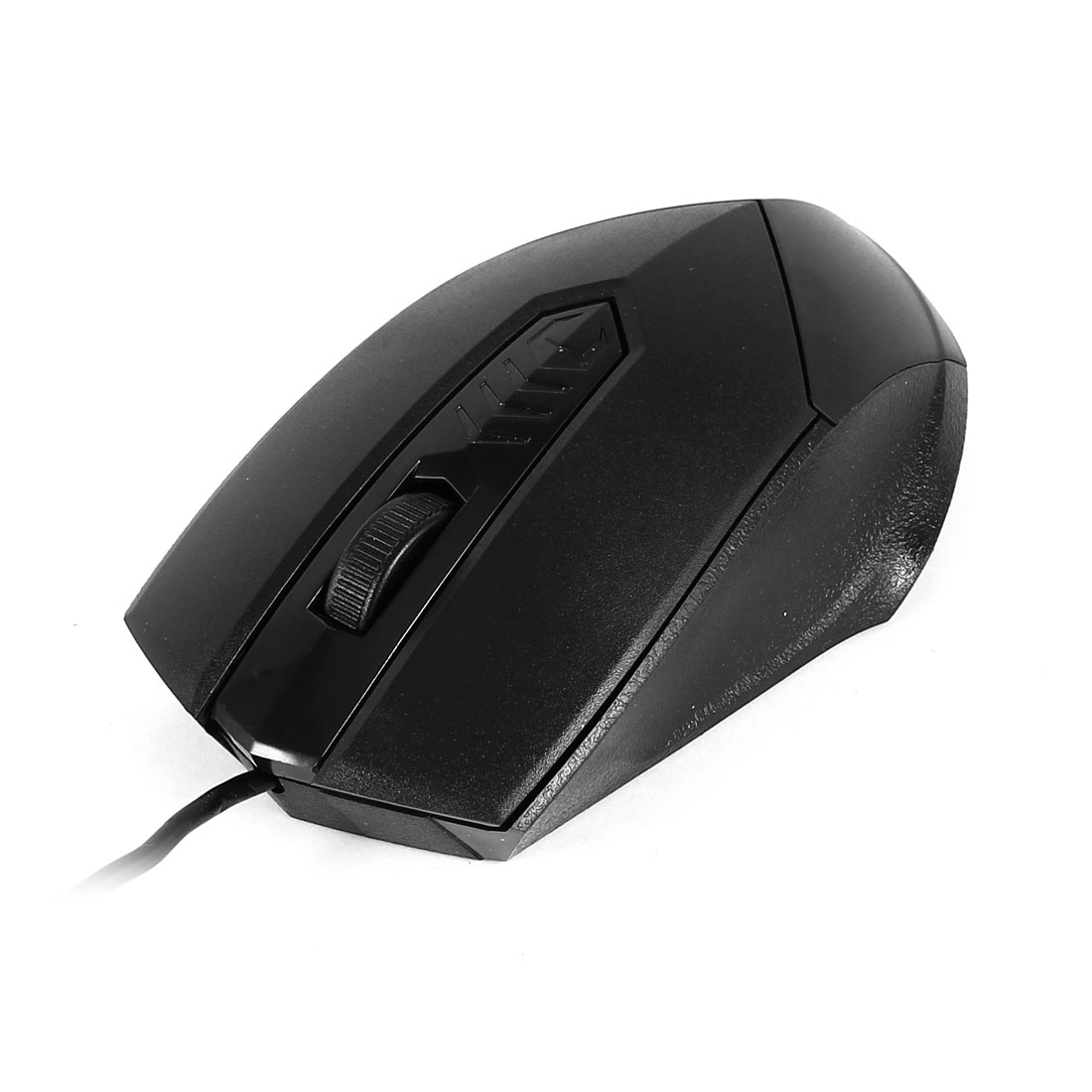 Black 800/1600DPI USB 2.0 3D Scroll Wheel Optical Mouse Mice for Computer