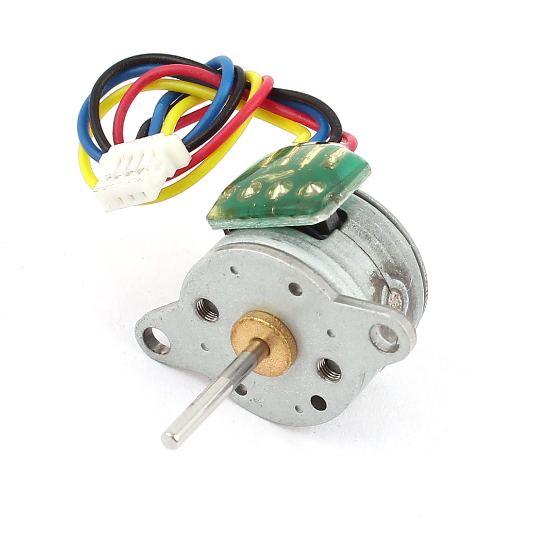 15mmx1.5mm Shaft 2Phase 4Wire 4Pin Connector Micro Step Stepper Motor DC 3-6V