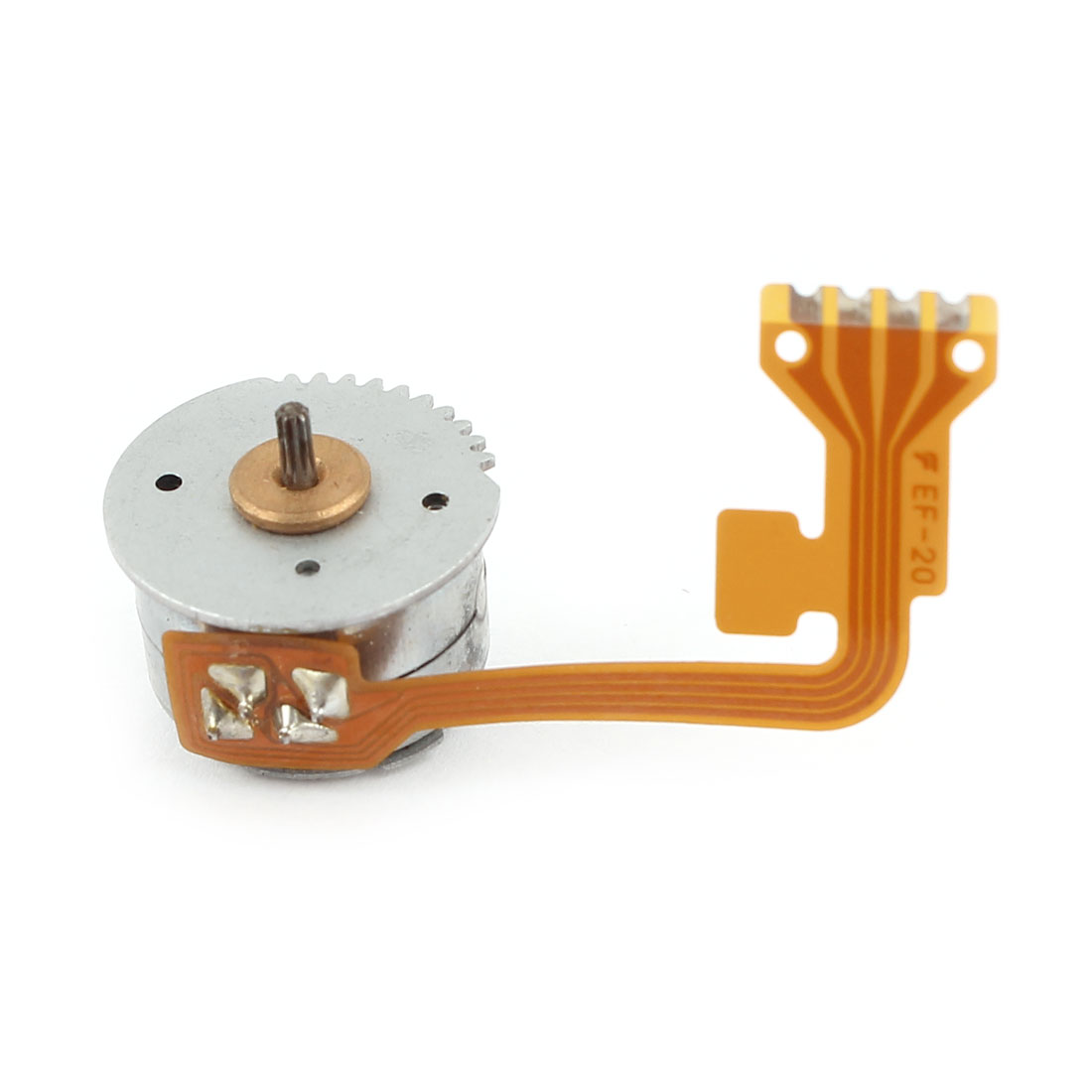 Gear Shaft 2 Phase 4 Wire Micro-Step Stepping Stepper Motor 15mm x 10mm DC 3-6V