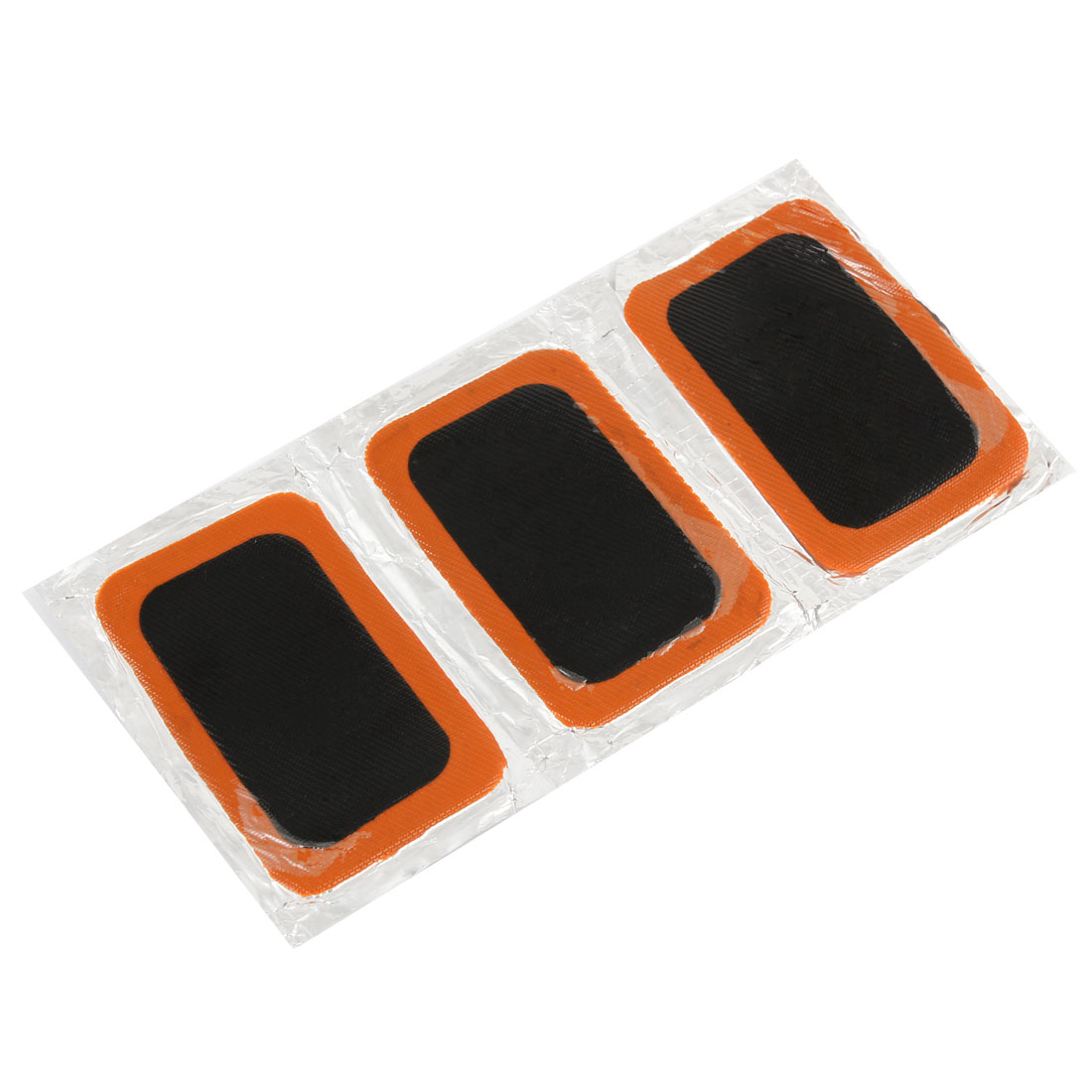 3 Pcs Availiable Spare Parts Motor Bike Tyre Tire Cold Patches 5mm x 3.1mm