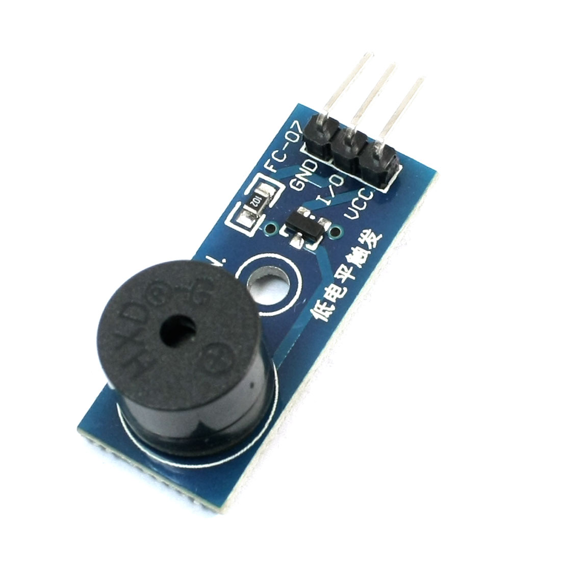 Low Level Trigger Active Buzzer Alarm Module DC 3.3-5V for MCU AVR