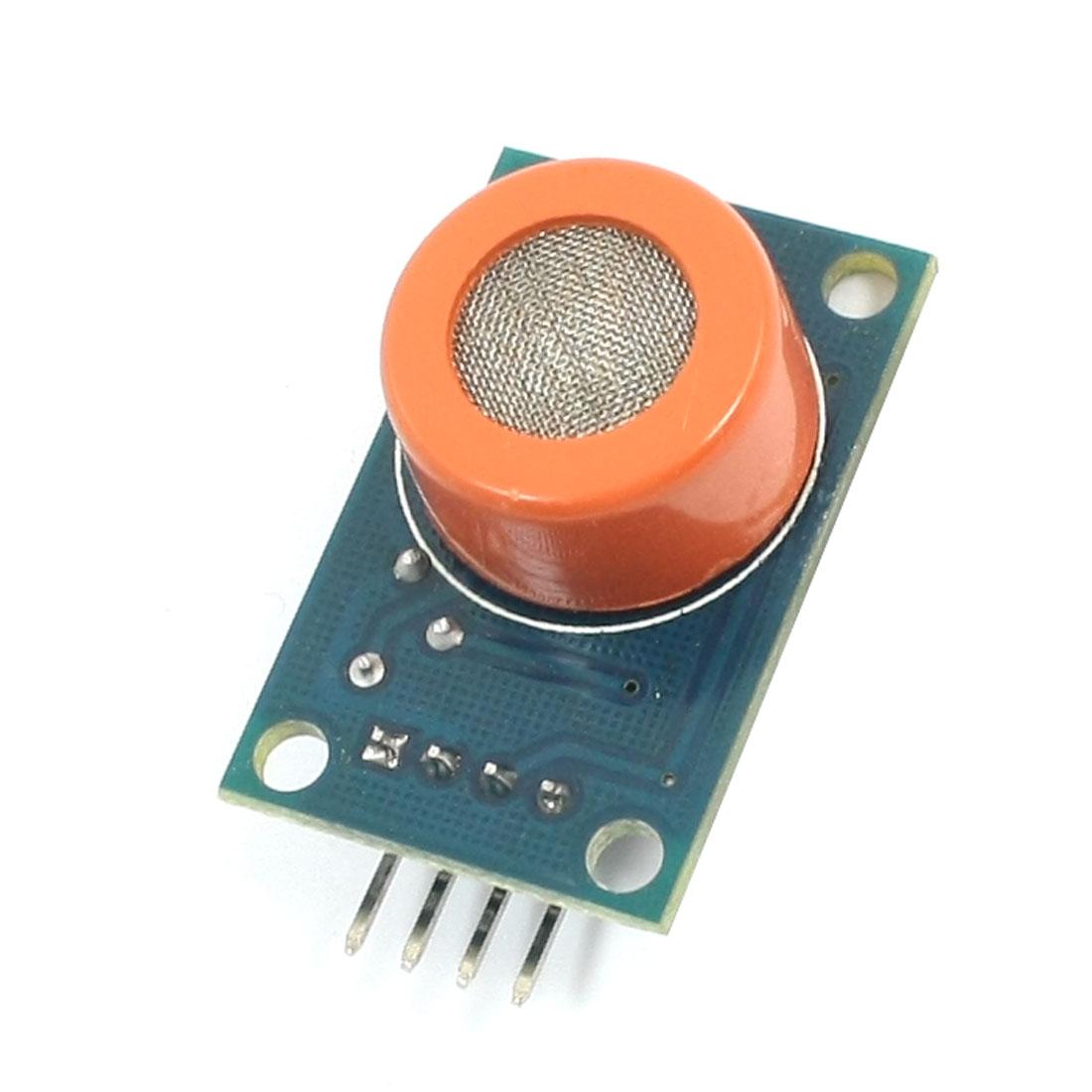 DIY Alcohol Ethanol Gas Detection Sensor Alarm Module MQ-3 for MCU