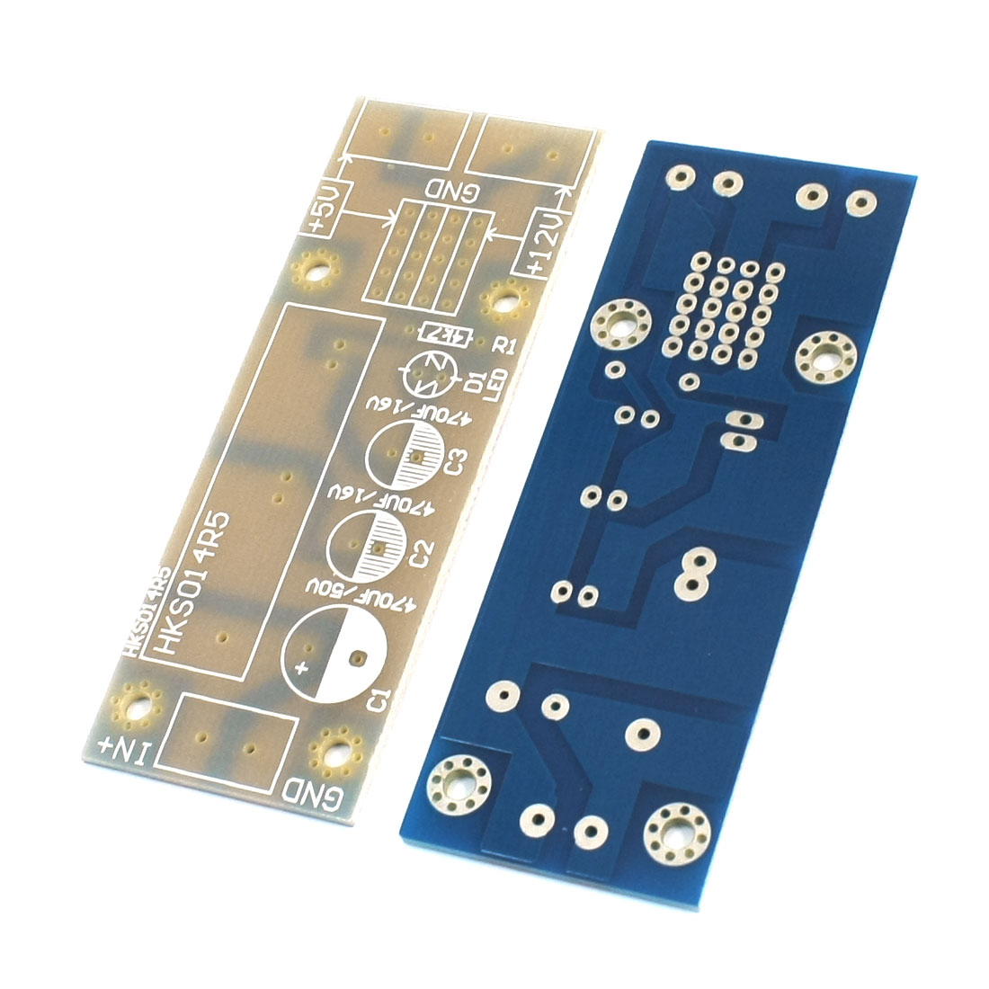 DC 48 to 5V 12V HKS014R5 Regulated Power Supply Module Blank Board 2pcs