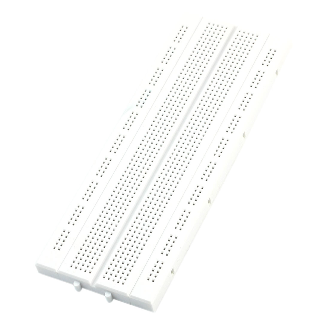 White 640 Tie Point PCB Board Test Prototype Solderless Breadboard 170x65x8mm