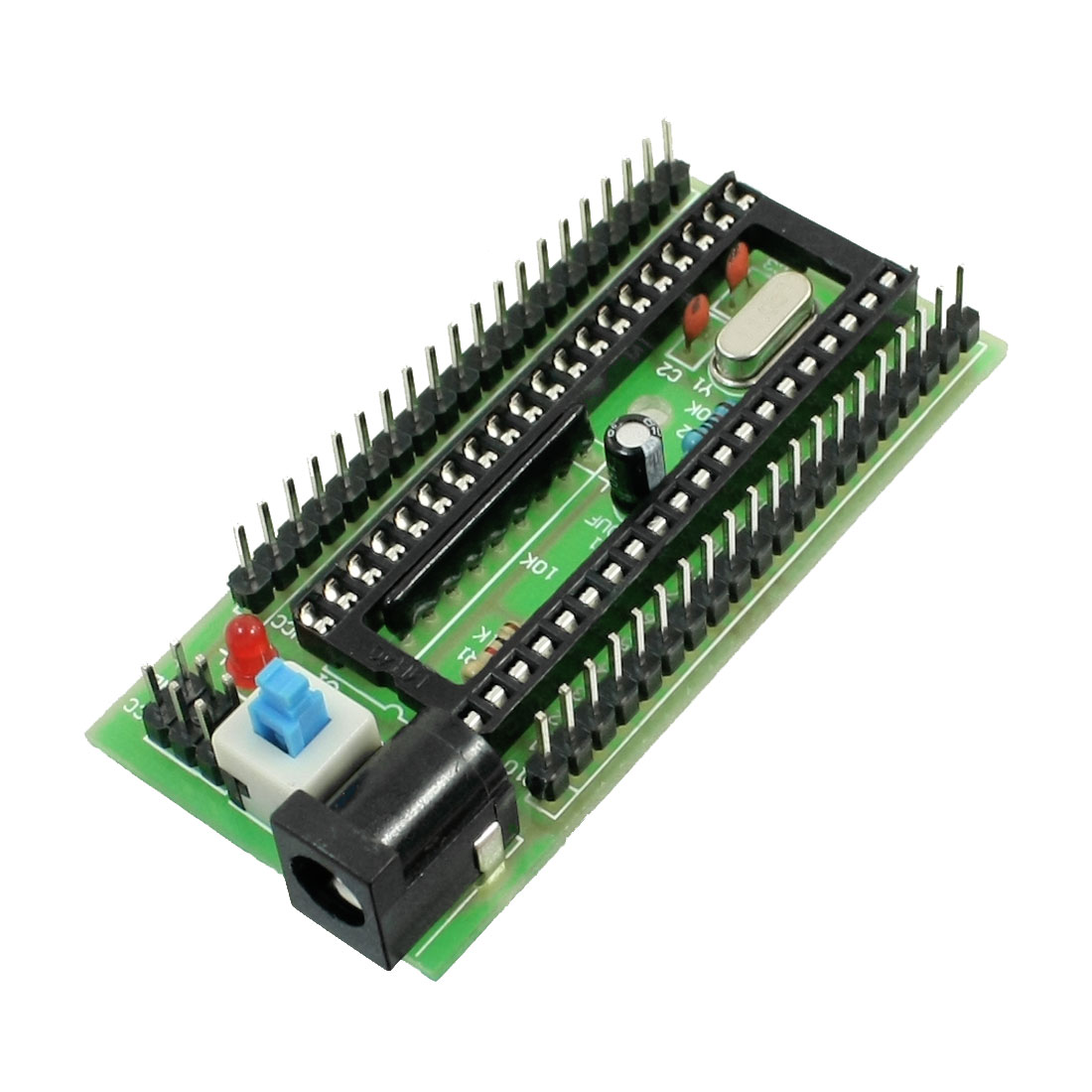 51 MCU SCM Microcontroller STC89C52 Development Board Parts