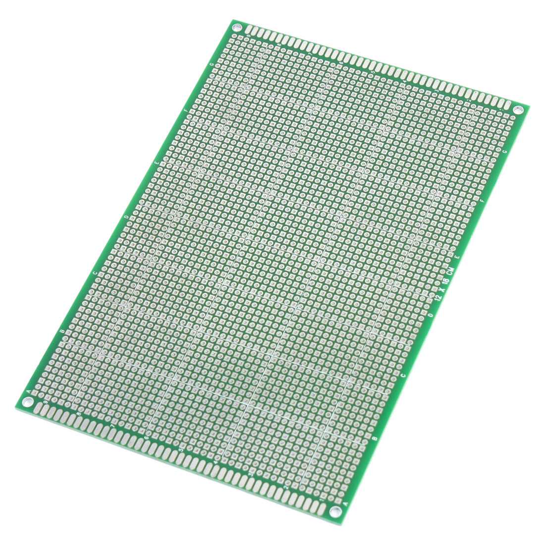 DIY Double Side Tinned Prototype PCB Universal Board 12x18 12cm x 18cm