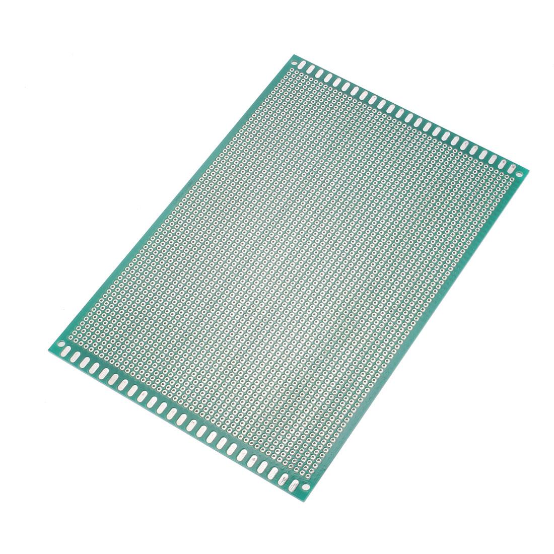DIY Universal Prototype Paper PCB Printed Circuit Test Board 12 x 18cm