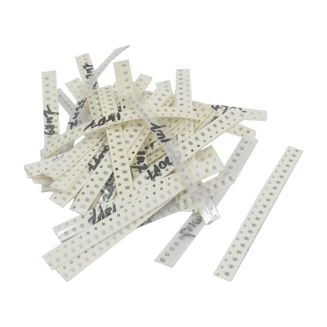700pcs 35 Value Assortment Kits SMT SMD 1pF-10uF Capacitor 0805 50V