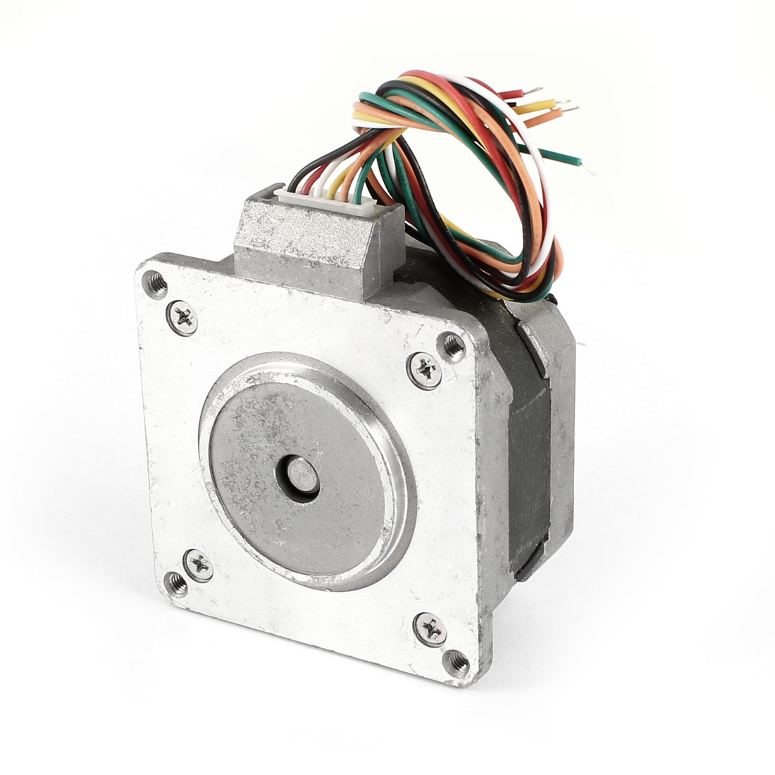 Single Shaft 65mm Square Shaped Stepper Stepping Motor DC 24V 0.3A Replacement
