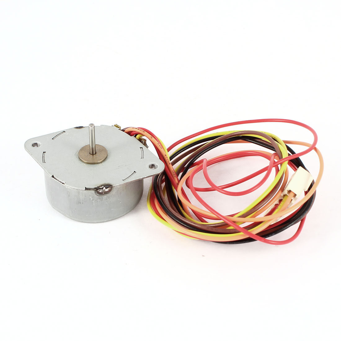 DC 5V-12V 35mm Diameter Round Shaped Hybrid Stepper Stepping Motor Replacement