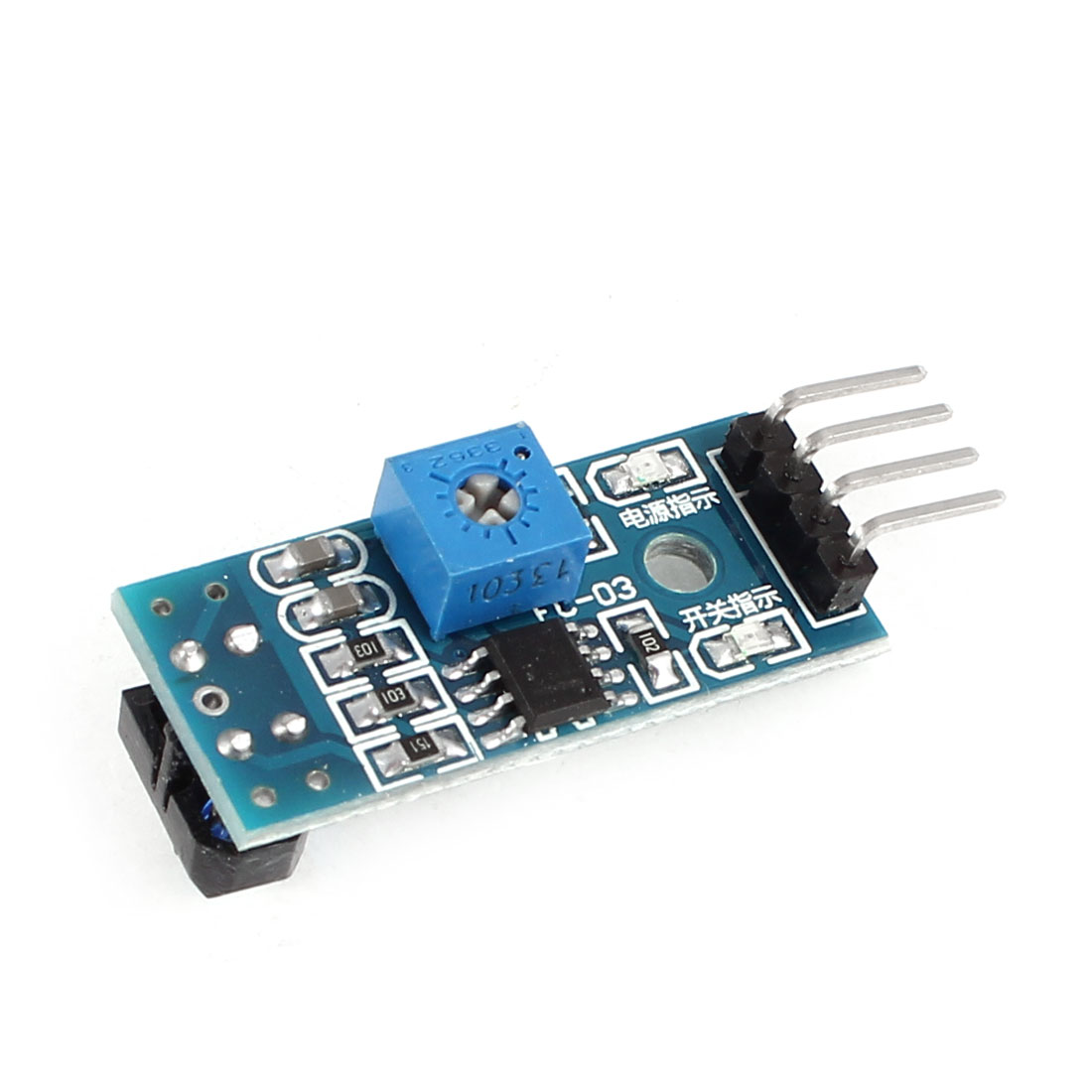 LM393 Chipset Infrared Line Tracking Sensor TCRT5000 Obstacle Avoidance Module
