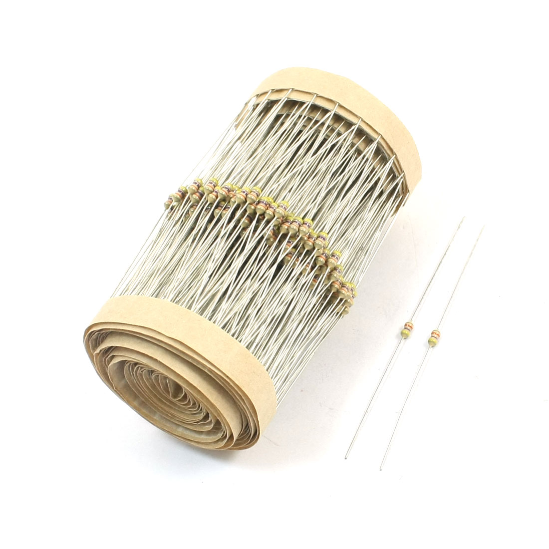 400Pcs Electirc Components 5% Fixed Carbon Film Resistors 47K Ohm 1/8W