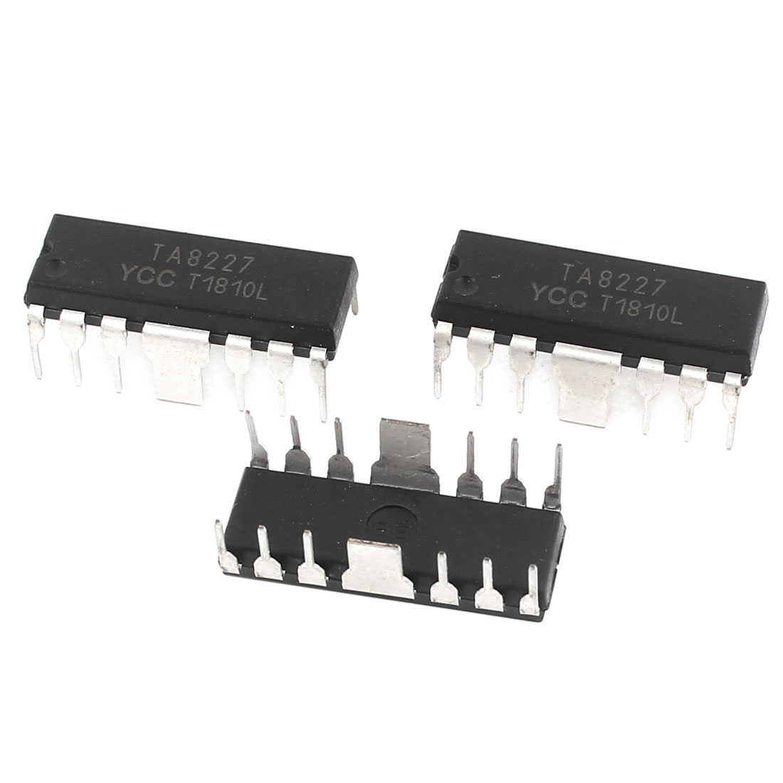 3pcs DIP Type Low Frequency Power Amplifier IC TA8227