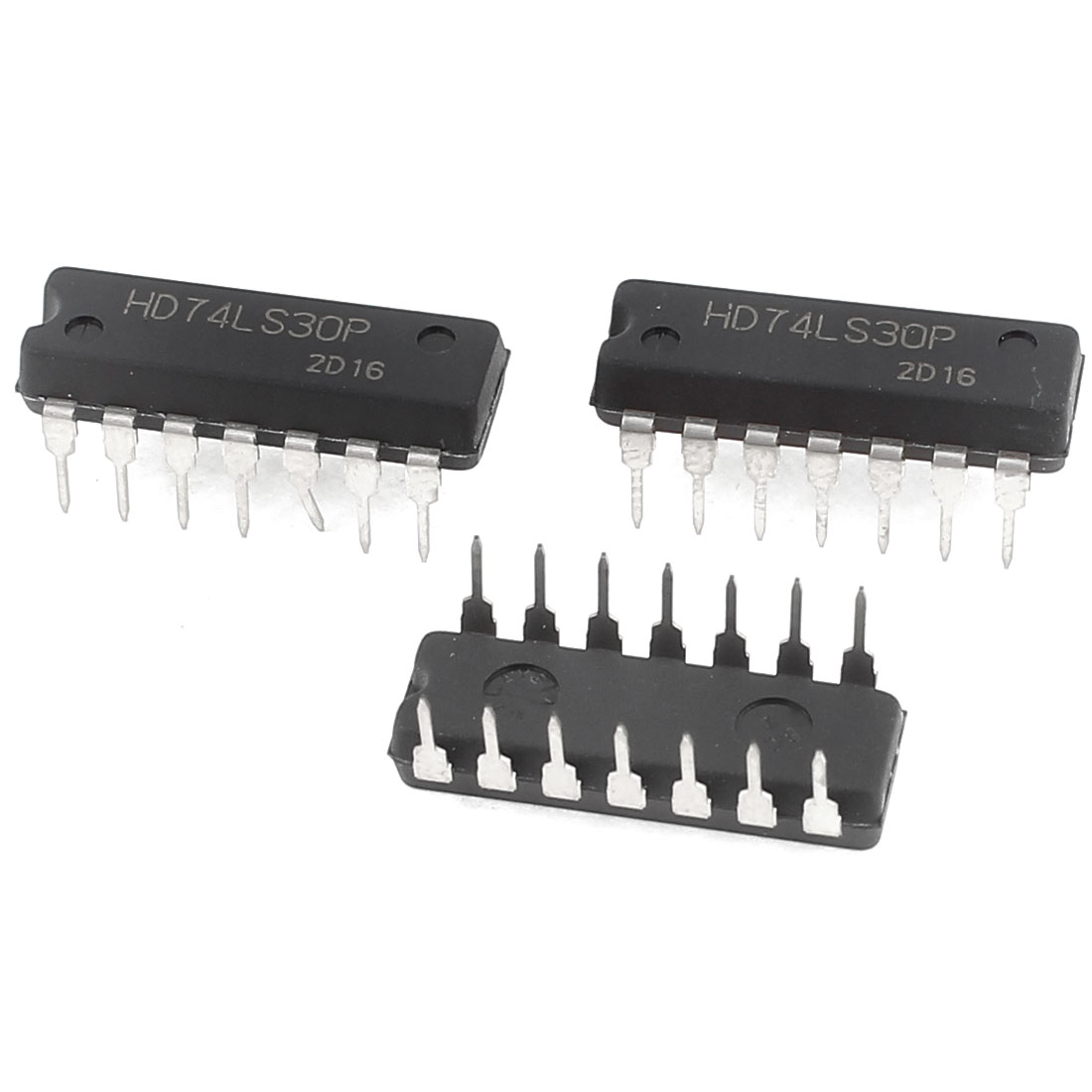 3pcs HD74LS30P DIP Type 14Pins IC 8-Input Positive NAND Gates