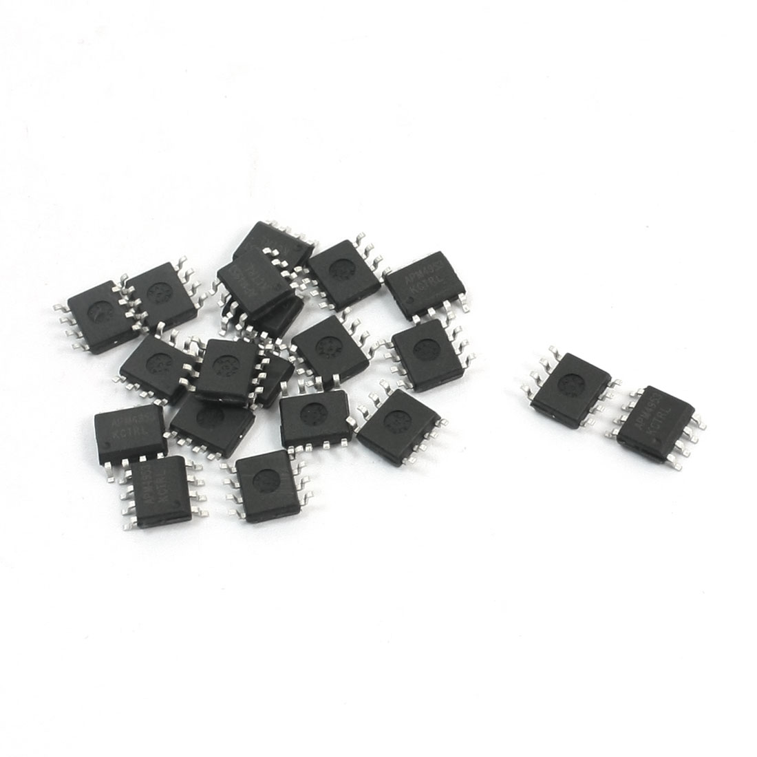 20Pcs Electronic Parts APM4953 SOP Package Type 8 Pin Dual P-Channel Enhancement Mode MOSFET