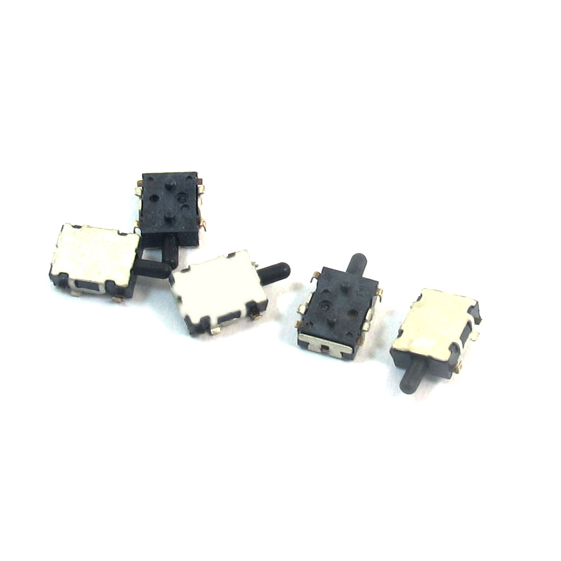 5Pcs SMD SMT PCB 4-Terminal Momentary Push Button Mini Tact Switch 6x5x2.5mm