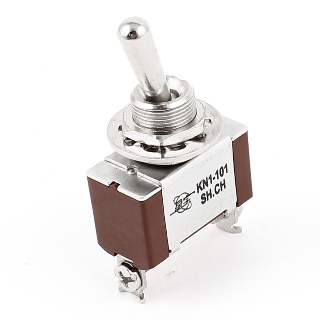 KN1-101 AC 250V 8A SPST 2 Positions Toggle Switch for Switching Light