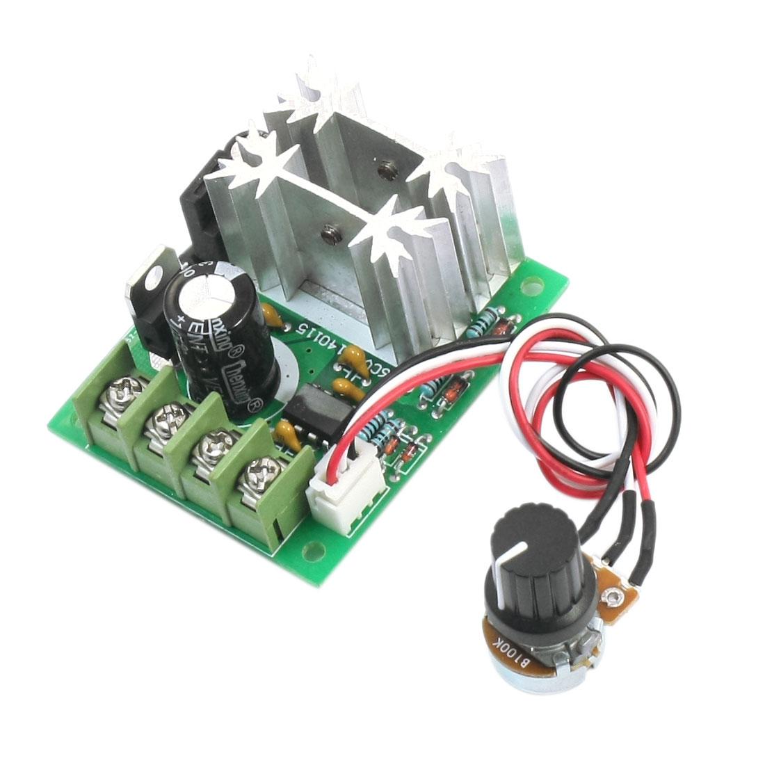 CCM6C 6V 12V 24V DC Speed Controller PWM Module 10A