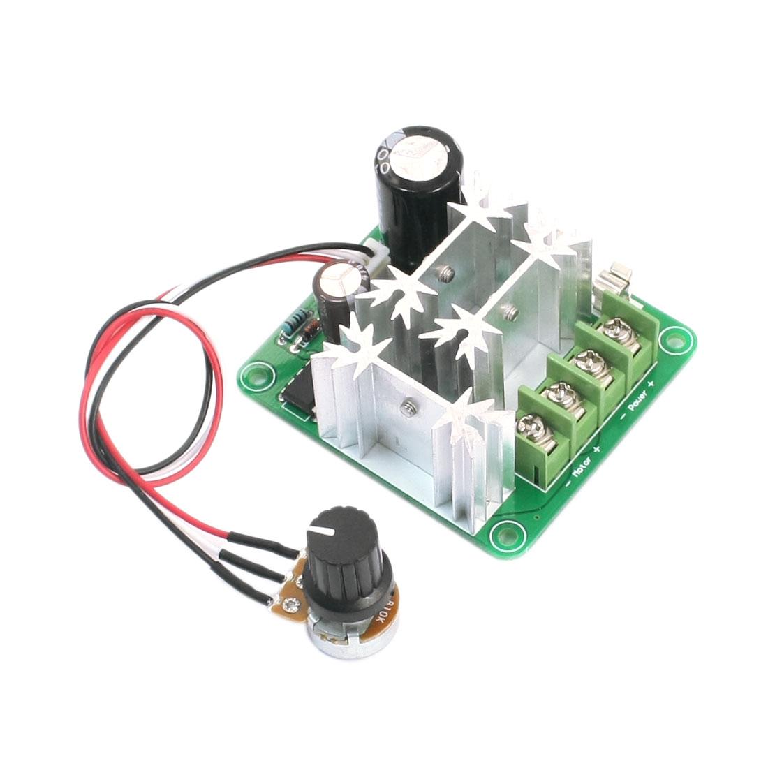 CCMHCN PLC DC6-90V 15A 1000W PWM Motor Speed Regulation Controller