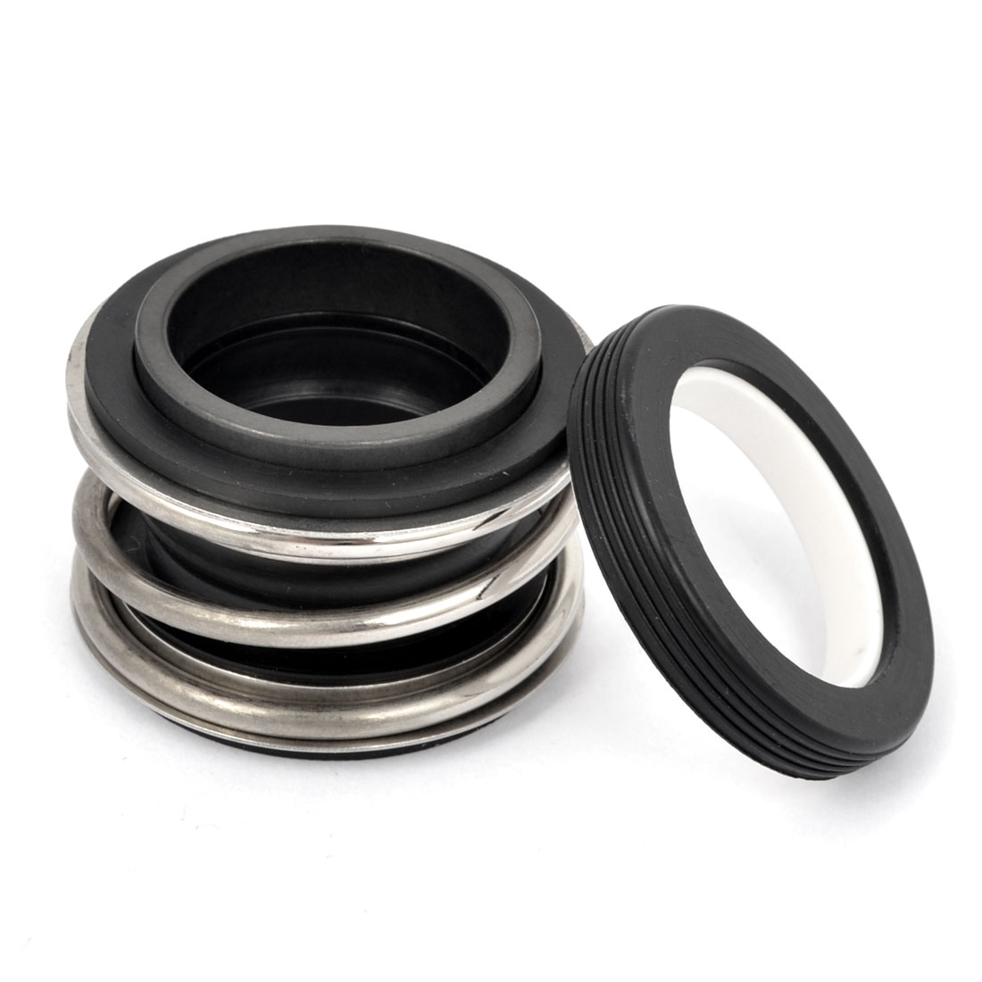 27mm Internal Diameter Rubber Single Coil Bellows Spring Mechanical Seal