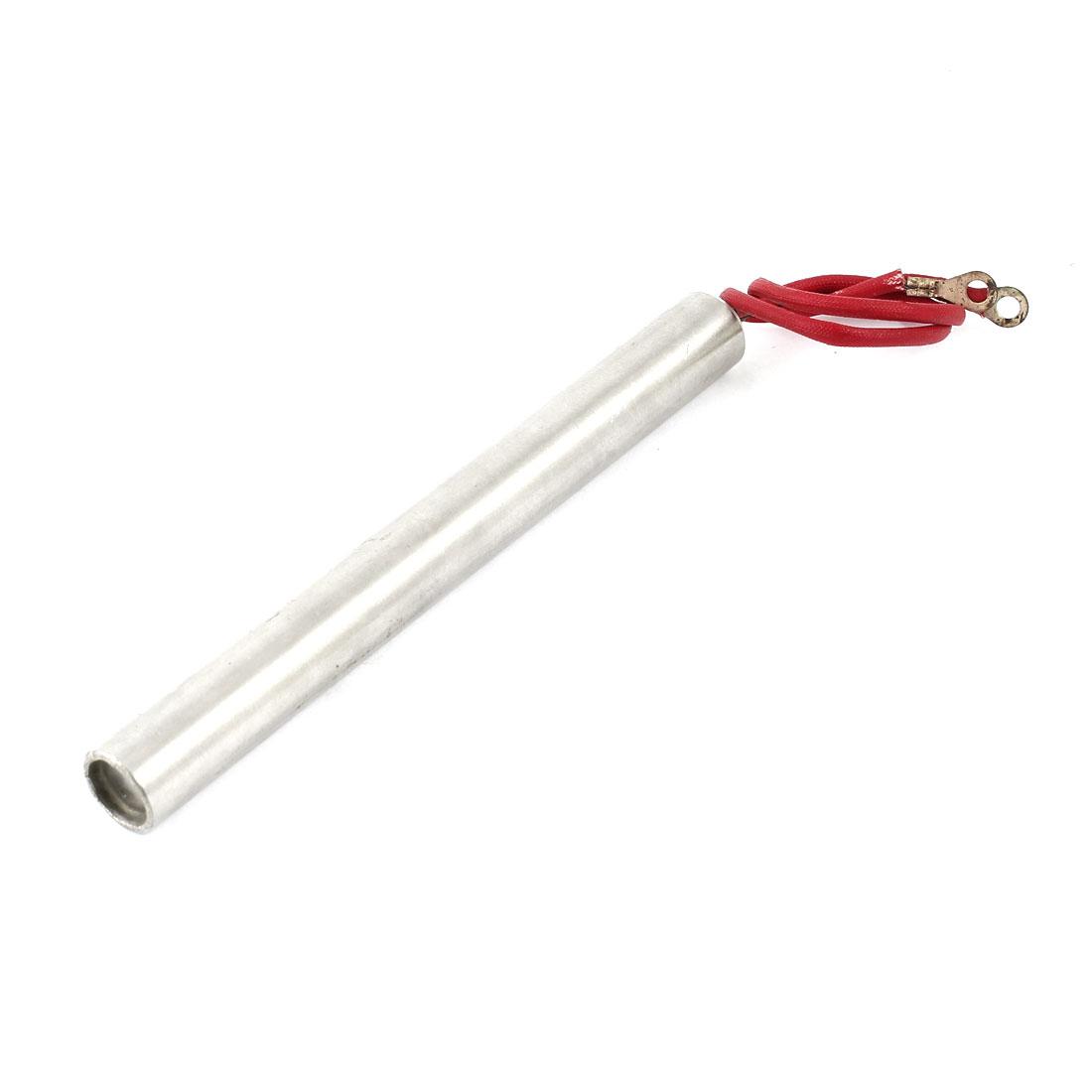 Single Head Red Two-wire Cartridge Heater 220V 300W 16mm x 150mm