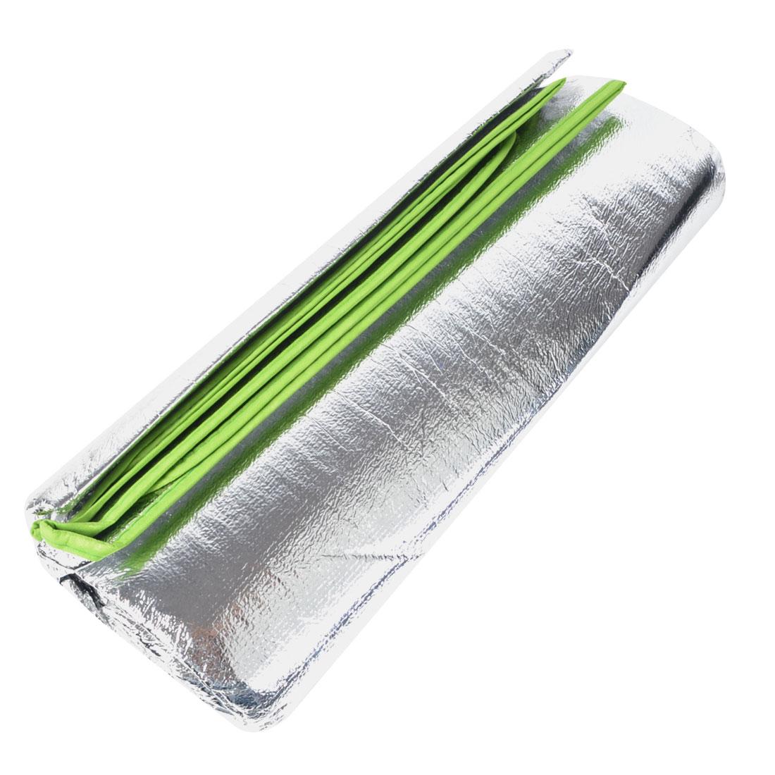 Sponge Lining Aluminum Foil Surface Dampproof Outdoor Picnic Mat 2M x 1.5M
