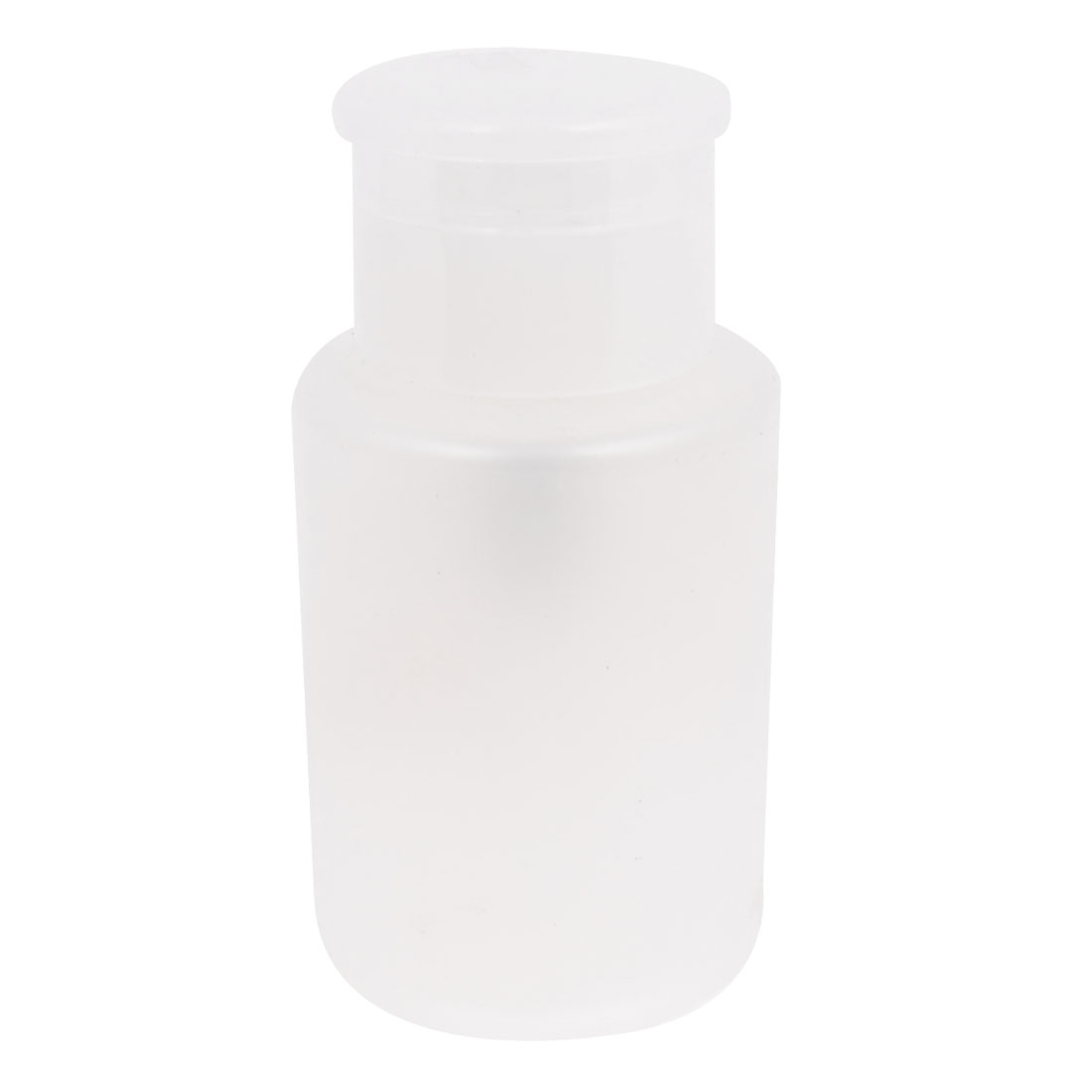 Clear Plastic Liquid Alcohol Bottle Pot Container 160ML
