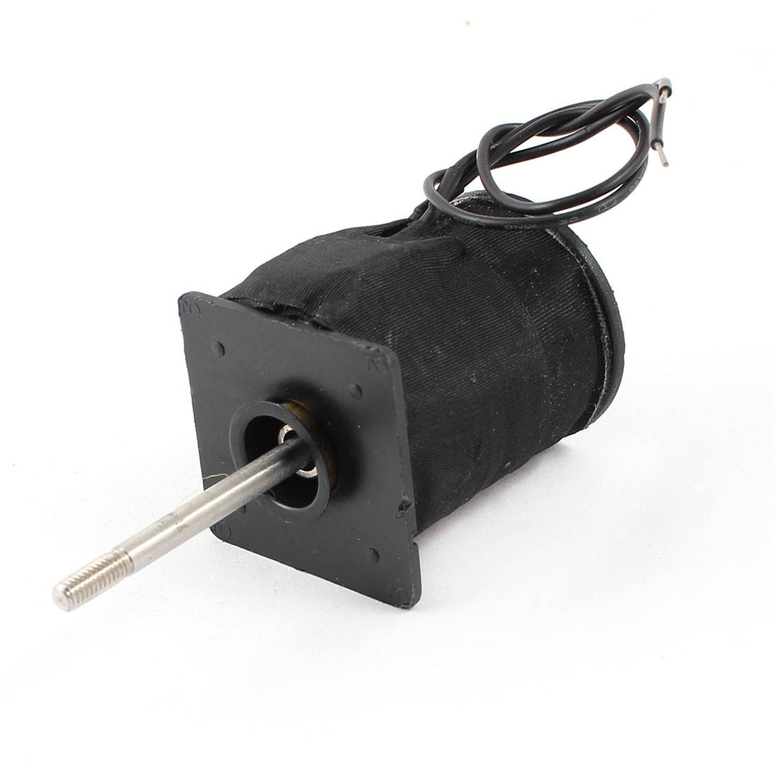 10mm/6Kg 13.2Lb Wired Push Pull Type Solenoid Electromagnet DC 220V 0.95A